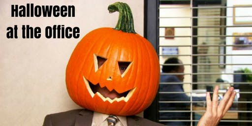 Office Trick or Treating Event