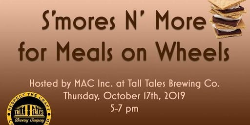 S'mores N' More for Meals on Wheels