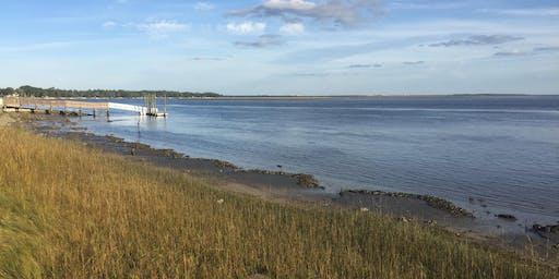 Goffinsville Living Shoreline Monitoring Day