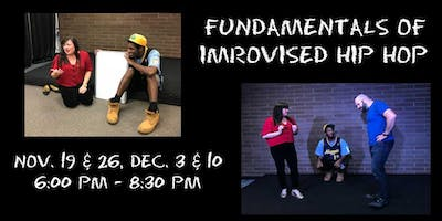 Fundamentals of Improvised Hip Hop