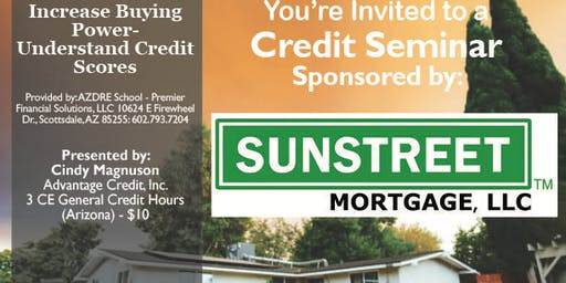 Credit Seminar - Sunstreet 12.2.19