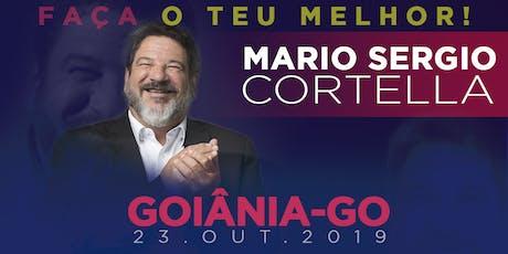 Mario Sergio Cortella em Goiânia ingressos