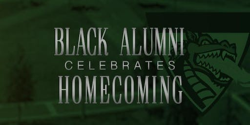 BLACK ALUMNI WEEKEND CELEBRATES HOMECOMING 2019