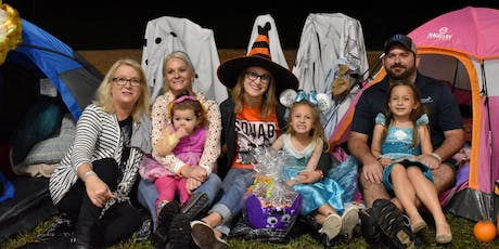 Family Fright Night Campout tickets
