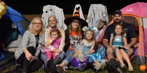 Family Fright Night Campout