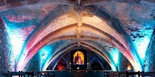 The Vaults Sound Bath Meditation