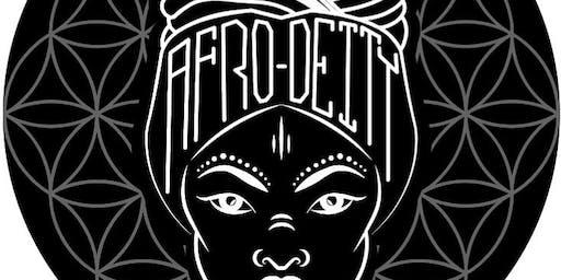 Afro-Deity Paint n Sip