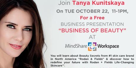 Business of Beauty tickets