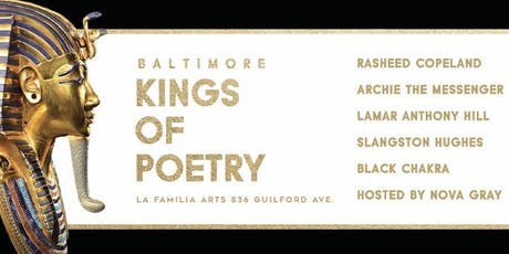 Baltimore Kings of Poetry  tickets