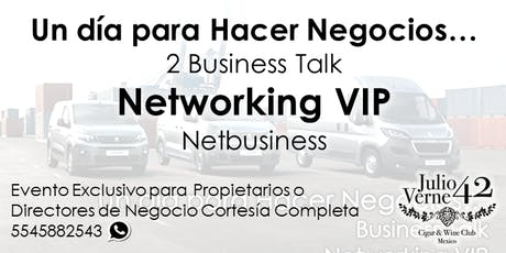 Networking VIP / Peugeot Professional Days boletos