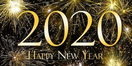 Ultimate New Years Eve Exp // Silver & Gold Gala Hyatt Regency  Bethesda tickets