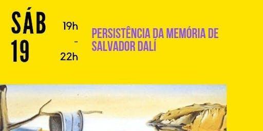 Pintar  a Persistência da Memória de Salvador Dalí