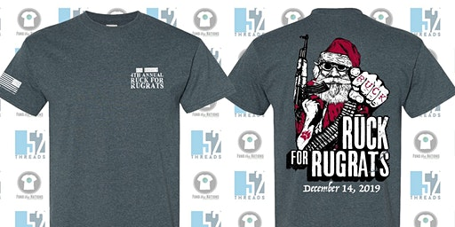 5th Squad's 4th Annual Ruck for Rugrats Mississippi