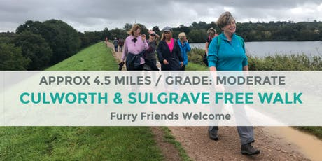CULWORTH CIRCULAR WALK | 4 MILES | MODERATE | NORTHANTS tickets