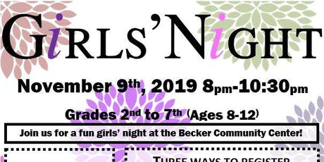Girls Night 2019 tickets