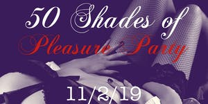 Fifty Shades of Pleasure Swinger Party