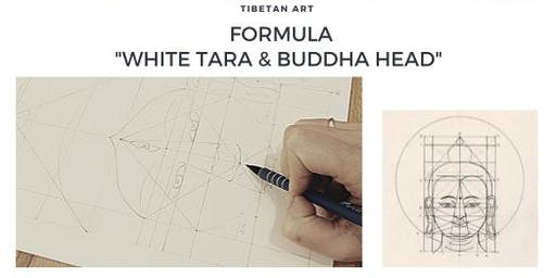 White Tara. Tibetan Art Workshop with Alisa LoveSky