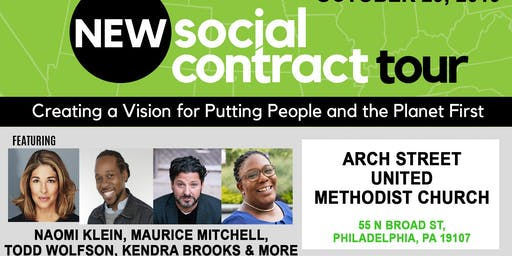 It's Time For A New Social Contract! Featuring Naomi Klein