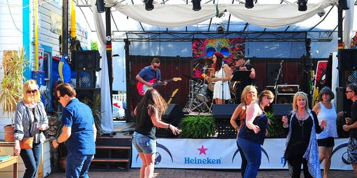ROCK JAM with PITSTOP Band - 90's and Classic Rock Afternoon Concert