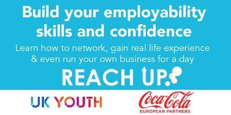 Reach Up - Employability Workshop tickets