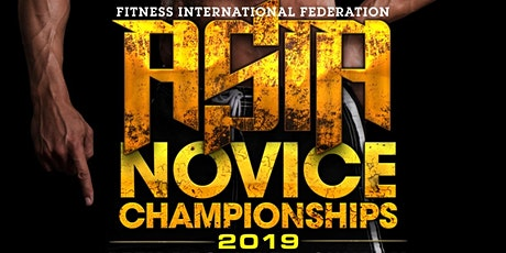 FIF ASIA NOVICE CHAMPIONSHIPS 2019 tickets