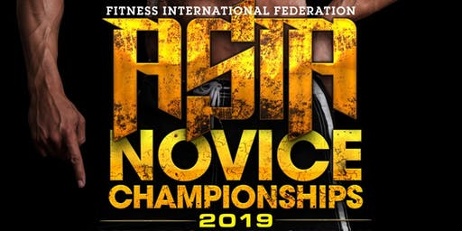 FIF ASIA NOVICE CHAMPIONSHIPS 2019