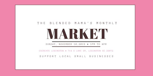 The Blended Mama's Monthly Market - Full of Thanksgiving!