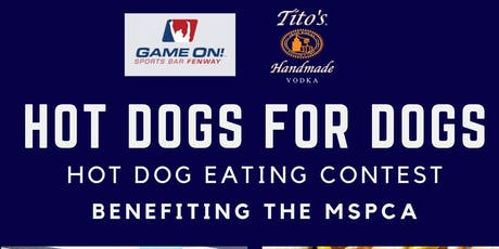 Hot Dogs for Dogs tickets