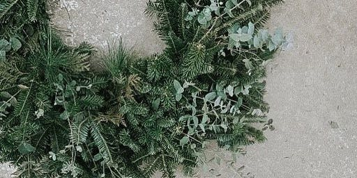 Create Your Own Hand-Tied Wreath [SOLD OUT]