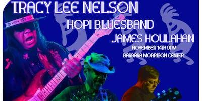 KOKOPELLI TOUR KICK-OFF W/ TRACY LEE NELSON & THE HOPI BLUESBAND