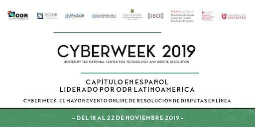 CYBERWEEK 2019 - Capítulo en Español