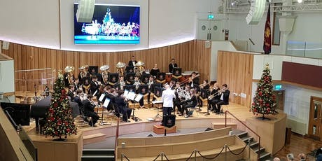 """Royal Greenwich Brass Band presents """"Christmas with the Band"""" tickets"""