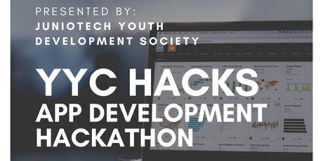 YYC Hacks App Development Hackathon tickets