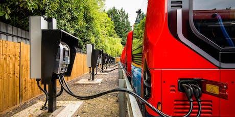 LowCVP Zero Emission Fleet Series: Reading - Buses tickets