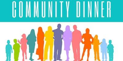 Healthy West Jordan Community Dinner