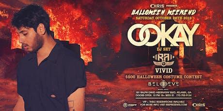Ookay + Meaux Green (Wish) - Halloween Weekend! | IRIS ESP 101 | Sat Oct 26 tickets