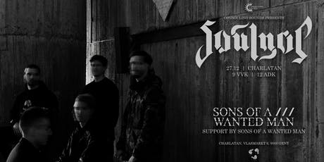 Soul Grip  //  Sons of a Wanted Man tickets