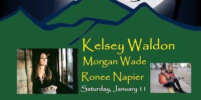 Kelsey Waldon ft. Morgan Wade, Ronee Napier