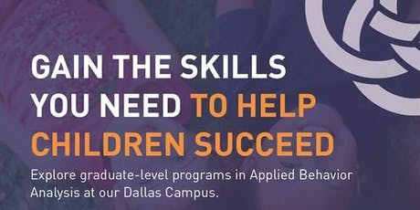 Applied Behavior Analysis for Teachers - Information Session  tickets