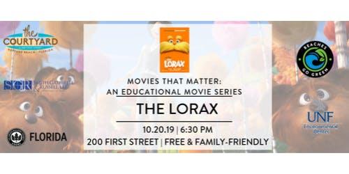 Movies That Matter Screening: The Lorax