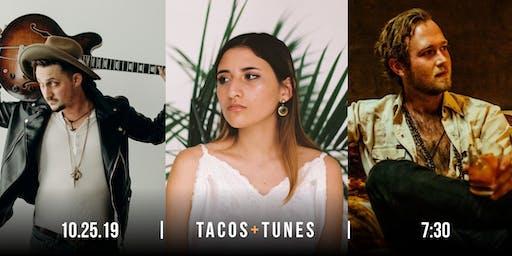Tacos and Tunes: Dia De Los Tacos (Halloween Show)