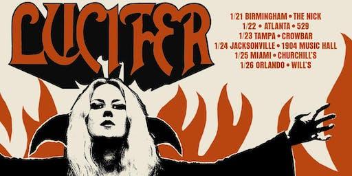 Lucifer, Savage Master, Overdose at 529