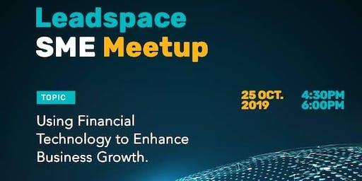 Leadspace SME Meetup