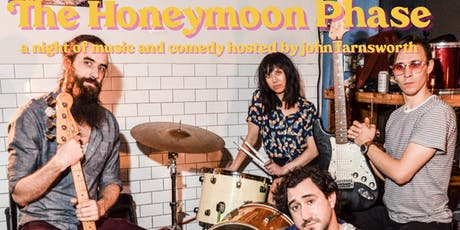 The Honeymoon Phase: A Night of Music and Comedy tickets