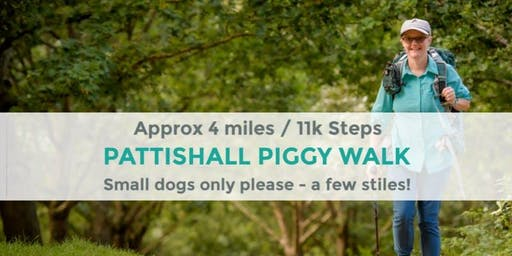 PATTISHALL PIGGY WALK | APPROX 4 MILES | MODERATE | NORTHANTS