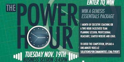 Power Hour: Small Business Essentials