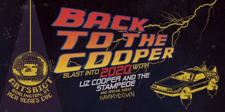 Liz Cooper & The Stampede New Years Eve tickets