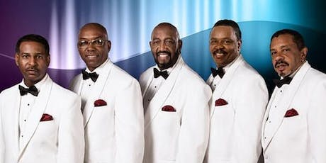The Temptations New Year's Eve tickets