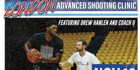 Drew Hanlen x G. A. Performance Basketball Clinic tickets