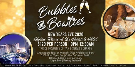 New Year's Eve 2020 - Bubbles and Bowties tickets